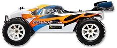 1/10 DOMINUS TR 4WD ELECTRIC RTR TRUCK Remote Control Cars, Trucks, Electric, Truck