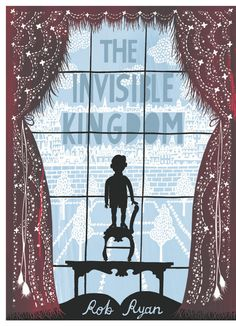 THE INVISIBLE KINGDOM, by Rob Ryan: 'Rob Ryan is not only an extraordinarily gifted artist but also a wonderful storyteller. The Invisible Kingdom is quite the loveliest marriage of words and images that I've encountered in a very long time.  Rob Ryan is not only an extraordinarily gifted artist but also a wonderful storyteller. The Invisible Kingdom is quite the loveliest marriage of words and images that I've encountered in a very long time.' - John Connolly