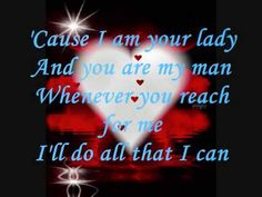 CELINE DION CAUSE IM YOUR LADY ( THE POWER OF LOVE)