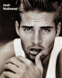 Josh Holloway..when he was young siiigh.
