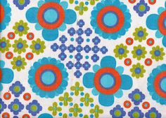 1970s Tea Towels - Pomme de Jour