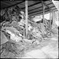 Le camp de concentration de Dachau en Allemagne : effets de détenus ...                                                                                                                                                                                 Plus