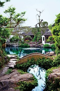 The Stunning Ancient Gardens of Suzhou : Condé Nast Traveler