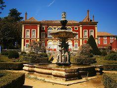 """Sua Maldade""...: Palácio dos Marqueses de Fronteira... Lisbon, Palace, Mansions, Country, House Styles, City, Vintage, Open Living Rooms, Lisbon Portugal"