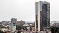 La BAD (Banque Africaine de Développement) à Abidjan