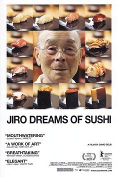 Juro Dreams of Sushi