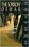 The Sorrow of War: A Novel of North Vietnam by Bao Ninh Read June 2012