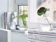 HOW TO STYLE YOUR WINDOWSILL | HOMESiCK