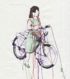 Textil Kunst: Geburtstagskind