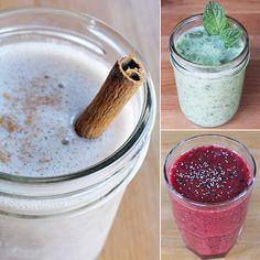 Plant power! 9 #Vegan #Smoothie Recipes