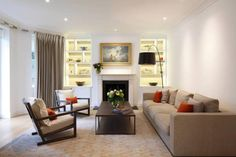 home staging tips, modern and vintage furniture in home decorating