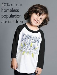 Help Stop Childhood Homelessness #cbias