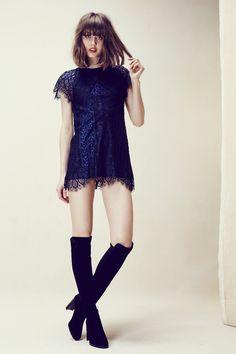 Lyla Mini Dress | For Love & Lemons