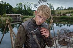 It's four years later, and Ragnar's son Bjorn comes back to Kattegat...there's going to be trouble now.  He hates his stepmom, aka the baby factory.