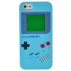 EarlyBirdSavings Azure Game Boy Style Silicone Phone Case Cover Skin For iPhone 5 5G 5th by OEM, http://www.amazon.com/dp/B009AAE296/ref=cm_sw_r_pi_dp_iUo1rb0SNYDPW