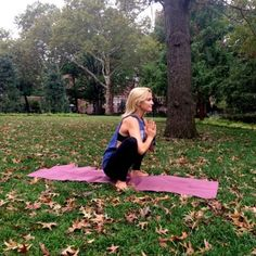 Relieve aches, bloating, and stress with these yoga poses for your time of the month.