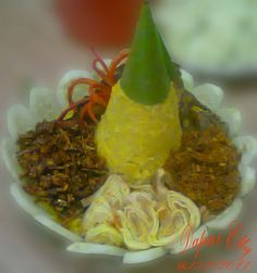 Yelow Rice (Turmeric Rice)