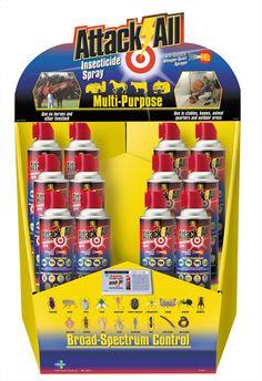 Custom Cardboard POP Merchandising Display