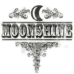 Moonshine Wine Label