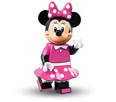 disney lego minnie mouse minifigures new with foil presale