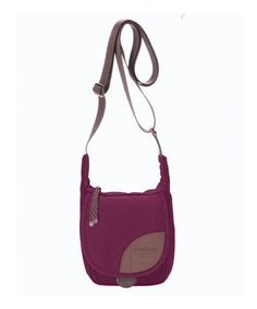690f1fa5441 Take a look at this Red Violet  amp  Plum Placer Crossbody Bag by OverLand  Equipment