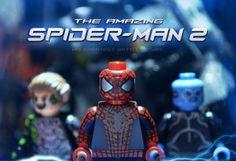 LEGO The Amazing Spider-Man 2