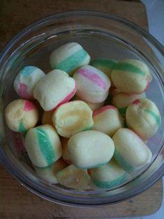 Mes bonbons alcoolisés   ( herinnert aan kruideniertje Aliou in Yaounde )