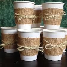 Image result for burlap and twine in rustic weddings