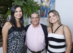 Lenusa Santos, Celso Picchioni, Luzia Costa