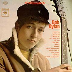 Bob Dylan Self Titled Vinyl Record LP 1962 Columbia Folk Blues Bob Dylan, Man Of Constant Sorrow, Blue Song, Folk, Music Pics, Columbia Records, Vintage Vinyl Records, Blues Rock, Lp Vinyl