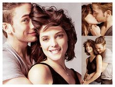 Twilight - Ashley Greene and Jackson Rathbone - Alice & Jasper