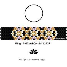 peyote ring patternPDF-Download 273R beading pattern
