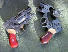 Zeiram & Zeiram 2 Asian Cyberpunk old school SAMURAI NINJA KATANA Mauser UZI MP5 P90 shotgun Machine gun MIX