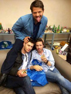 Misha, Jensen & Rob