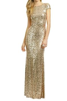 Sparkle Gold Sequind Bridesmaid Dresses Modest Long Prom ... https://www.amazon.com/dp/B01EMYTOF6/ref=cm_sw_r_pi_dp_x_gb-KybSE2PEMD