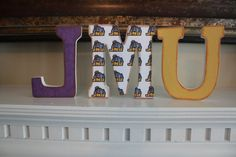James Madison University JMU Wooden Vintage by YondeeCelebrations, $27.00