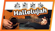 Hallelujah - Jeff Buckley - Guitar Tutorial (Lesson) For Beginners