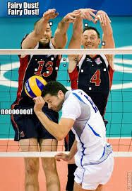 Funny volleyball pictures :)