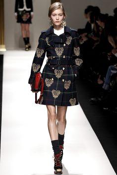#Moschino #Milan #FW13 #AW13 #Fashion