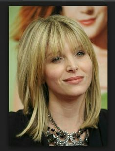 Strange Bangs Hairstyles And Women39S On Pinterest Short Hairstyles Gunalazisus