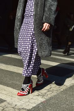 See All the Best Street Style from NYFW: Kate Foley