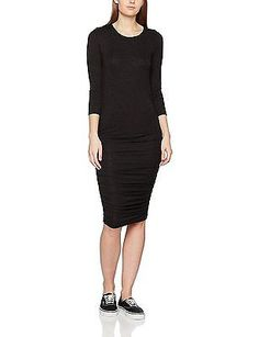 36 (Manufacturer size: Small), Black (Black Black), ONLY Women's Onltoa Moster 3