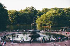 Bethesda Fountain.Website   Instagram   Flickr   Prints