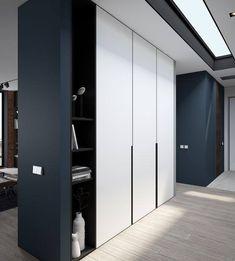 Design a Chic Modern Space Around a Brick Accent Wall (Interior Design Ideas)
