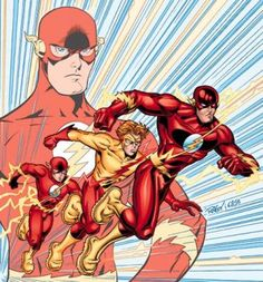 The Flash (Wally West) - The Flash Wiki