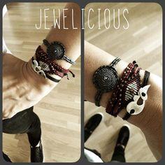 Macrame Bracelets, Handmade Accessories, Braids, Jewelry, Craft, Jewerly, Bang Braids, Cornrows, Jewlery