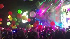 Coldplay - Viva la Vida. Chile 3 de abril, 2016.