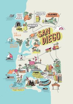A Long Weekend in San Diego: The Grown-Ups GuideYou can find San diego and more on our website.A Long Weekend in San Diego: The Grown-Ups Guide San Diego Vacation, San Diego Travel, San Diego Map, Moving To San Diego, Old Town San Diego, Visit San Diego, San Diego Food, San Diego Houses, La Jolla San Diego