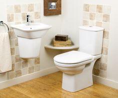 Cloakrooms - Deals On Bespoke Bathroom. www.dealsonbespokebathrooms.co.uk Cloakroom Suites, Traditional Toilets, Brand Collection, Basin, Bespoke, Design Inspiration, Bathroom, Olympus, Europe