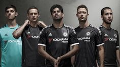 """adidas Unveil """"Spark in the Night"""" Third Kits"""